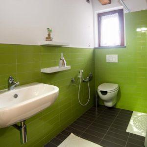 bagno camera Ortensia - B&B da Vi.Vì